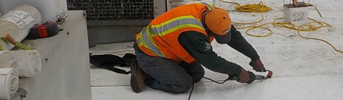 Commercial Industrial Flat Roof Maintenance Contracts